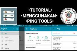 Cara Setting Ping Tools Pro Mudah Dan Cepat