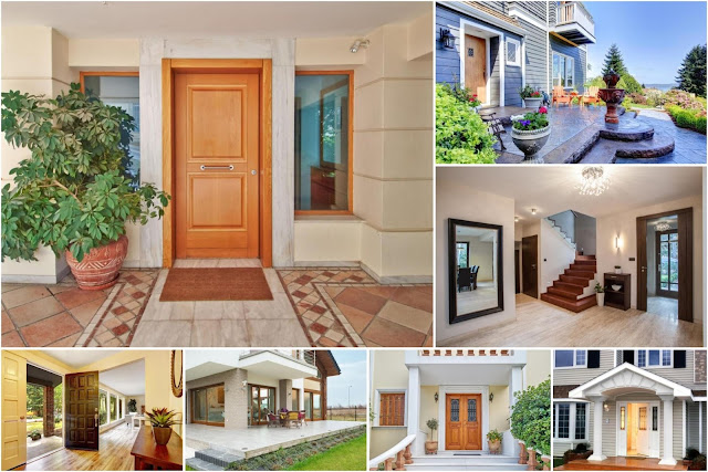 Tips For A Lovely House Entrance