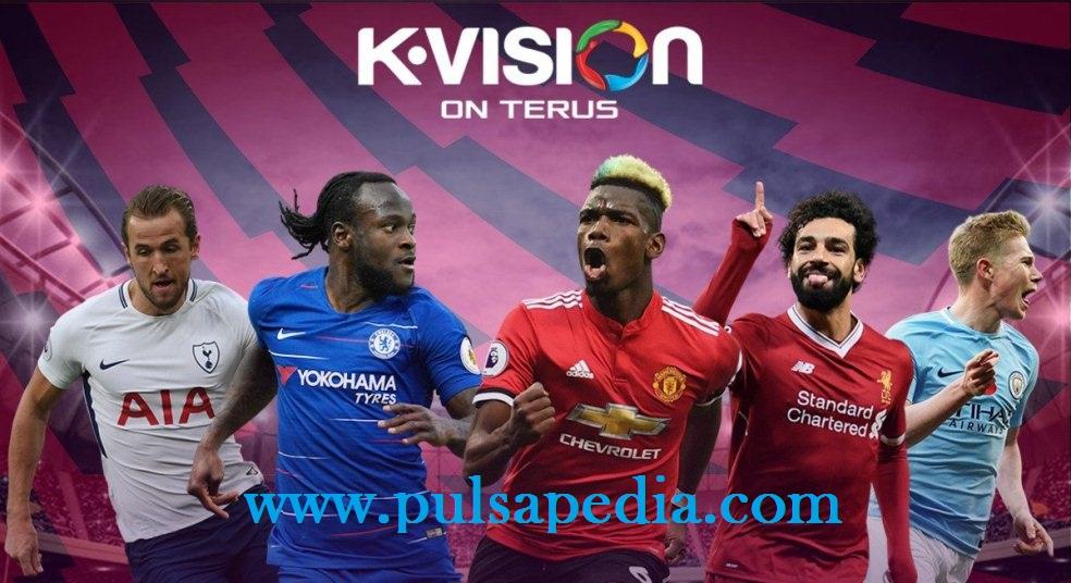 Paket K Vision Liga Inggris