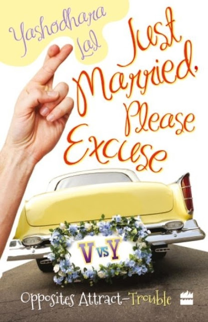 Just Married Please Excuse Yashodhara Lal