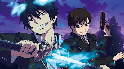 Ao no Exorcist [25/25] Blu-ray rip [1080p 10 bits]
