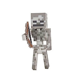 Minecraft Series 3 Skeleton Overworld Figure