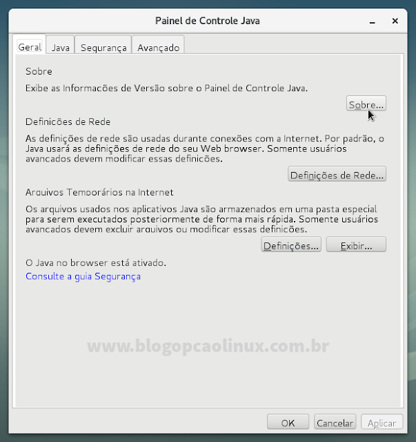 Instalando o Oracle Java Development Kit (JDK) no Debian