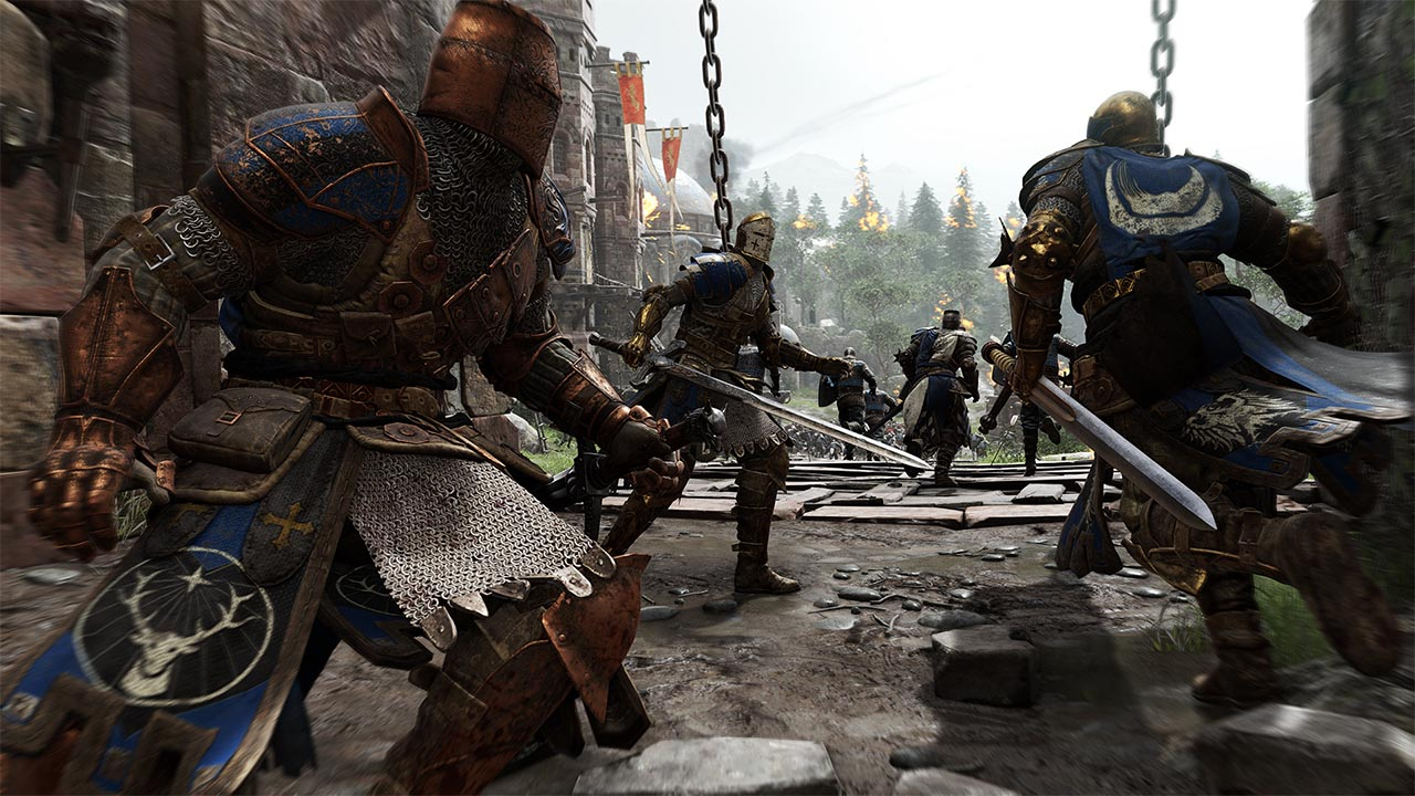 Can matchmaking in for honor is bad consider, that