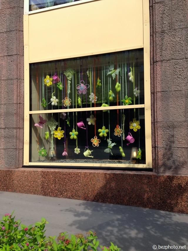 москва весной фото