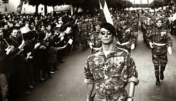 The Battle of Algiers, directed by Gillo Pontecorvo