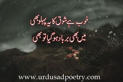 Khoob Hai Shoq Ka Yeh Pahlu Bhi