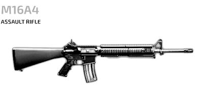 Senjata ANdalan PUBG