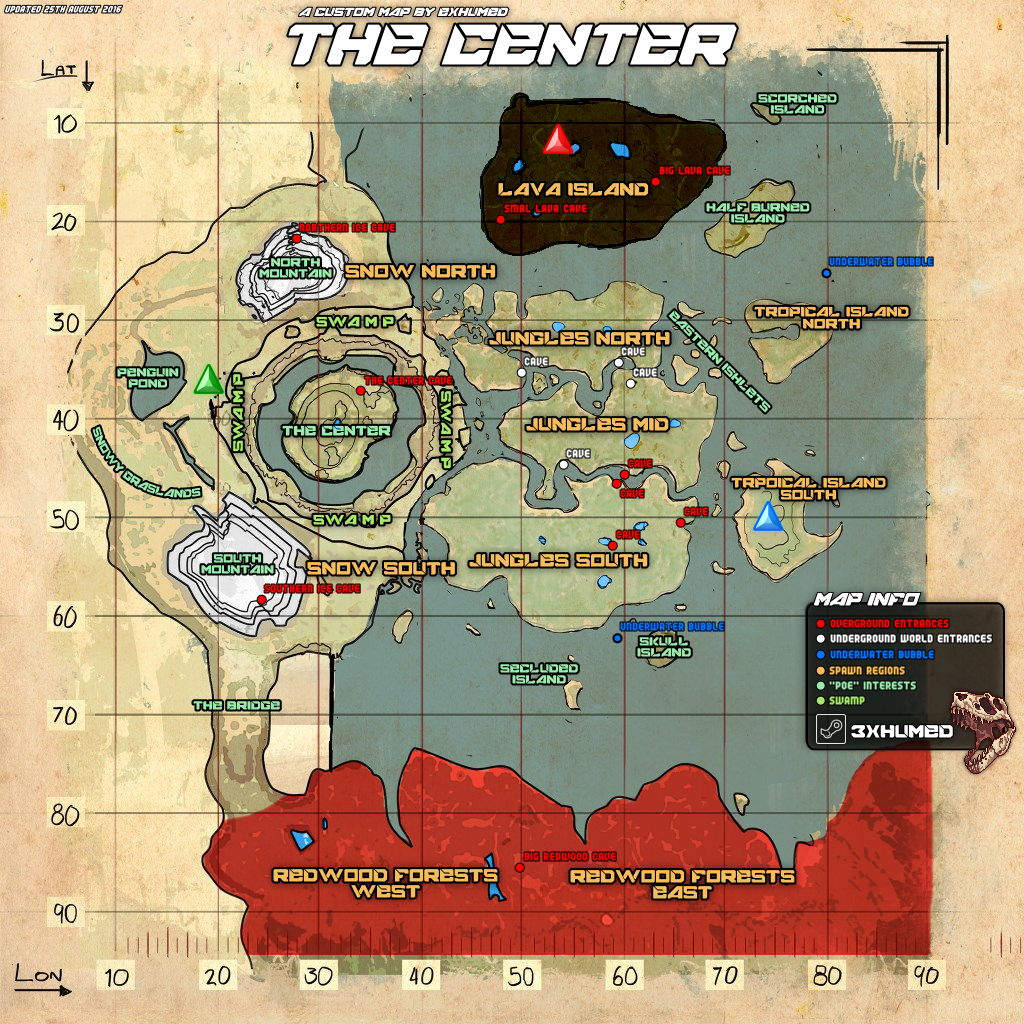 download the center ark expansion map
