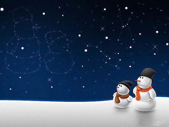 download besplatne Božićne pozadine za desktop 1600x1200 čestitke blagdani Merry Christmas snjegovići