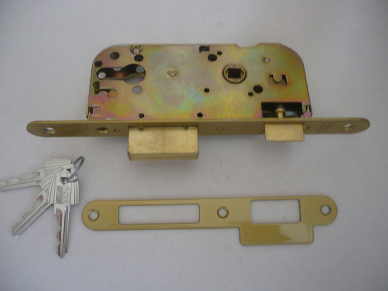 Cerraduras tesa para puertas metalicas