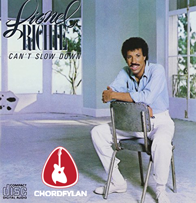 Lirik dan Chord Kunci Gitar Hello - Lionel Richie