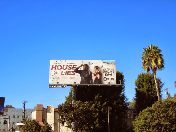 House of Lies season 3 billboard