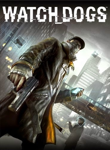 Watch Dogs Game Cover