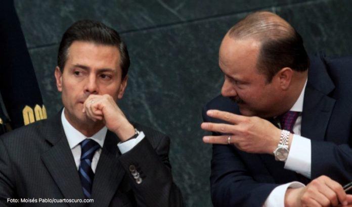 César Duarte, se mantiene blindado, impune y libre