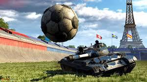 Vuelve el modo fútbol a World of Tanks