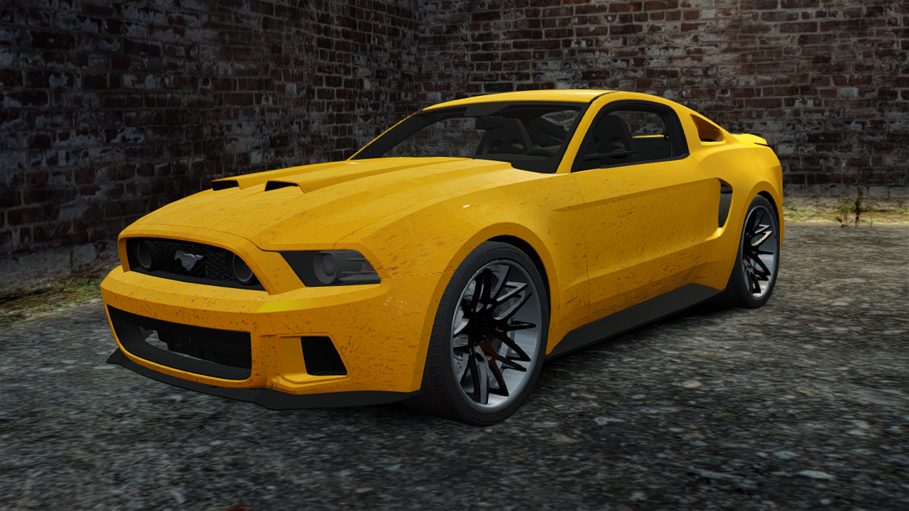 ford mustang shelby gt500  u0026 39 2013 need for speed edition