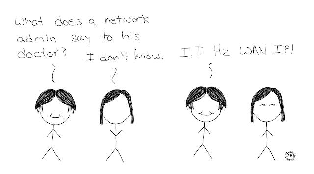 vs., cartoon, humor, IT, irony, sarcasm, amusedbits,