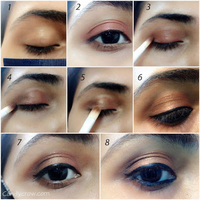 Easy eye makeup for Indian festivals