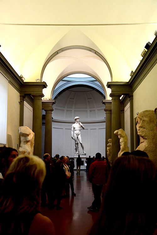 Michelangelo's David | Travel: Florence, Italy | My Darling Days