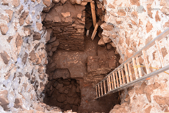 Mexico earthquake reveals ancient temple