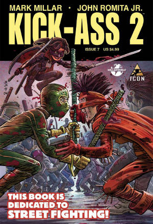 Kick-Ass 2 #7 Download