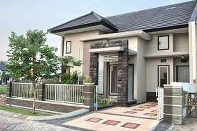 Struktur Rumah Minimalis