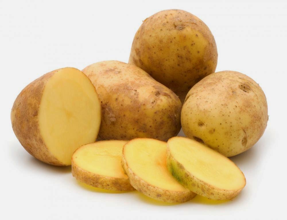 Manfaat kentang, Kentang bagi tubuh