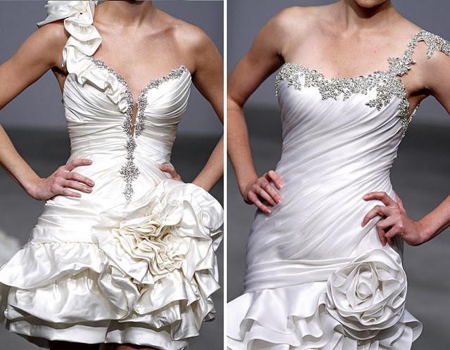Sexy Pnina Tornai Wedding Dresses Gown