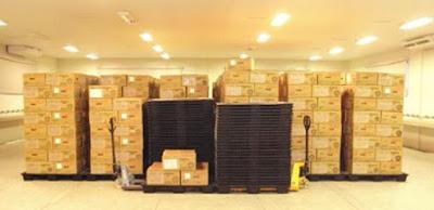 Urnas Eletrônicas que serão utilizadas em Itapajé no pleito deste ano foram enviadas pelo TRE nesta terça, dia 23