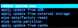 Membuka kunci HP samsung Android yang lupa