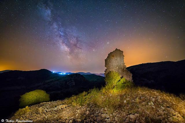 Ακρόπολη της Σκάλας του Ζωργιάνου - Ιστορίες κάτω από το φως των αστεριών
