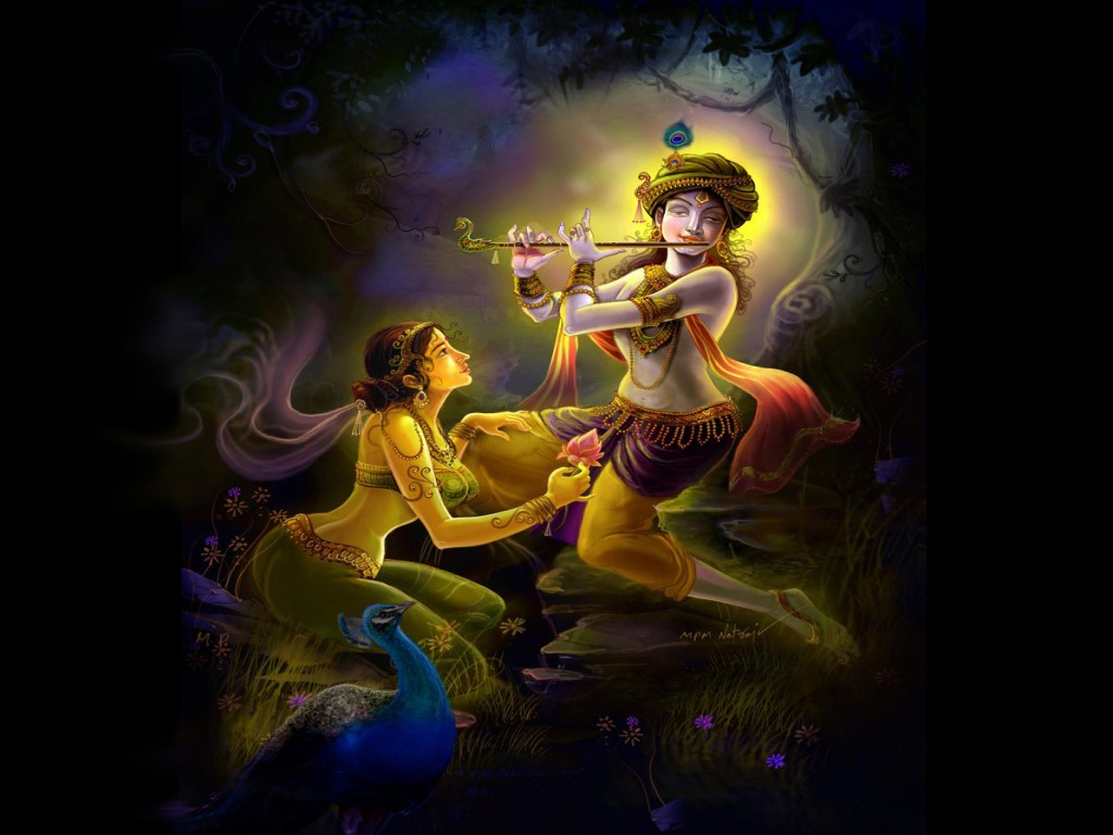 to radha krishna wallpapers - photo #31