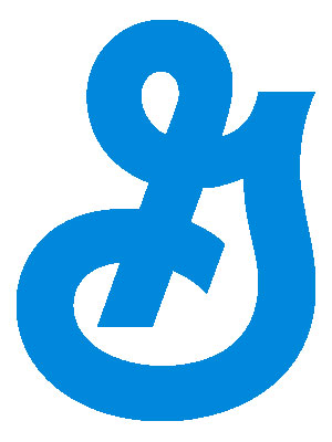 general mills logo white - photo #15