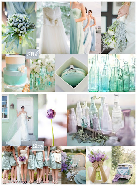 Spring 2014 Wedding Inspiration: Hemlock