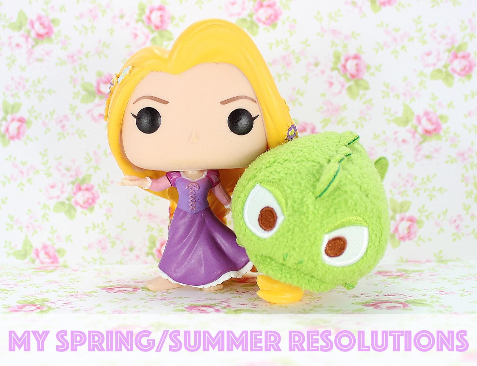 My Spring/Summer Resolutions