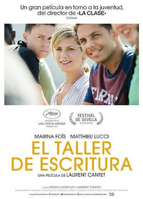 L'Atelier (The Workshop) 2017 DVD R2 PAL Spanish