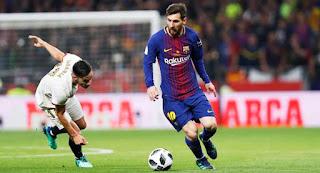 Барселона – Севилья прямая трасляция онлайн 20/10 в 21:45 по МСК.