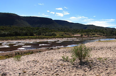 Australia's Finke River defies old-earth uniformitarian explanations. The Genesis Flood model gives a far more realistic mechanism.