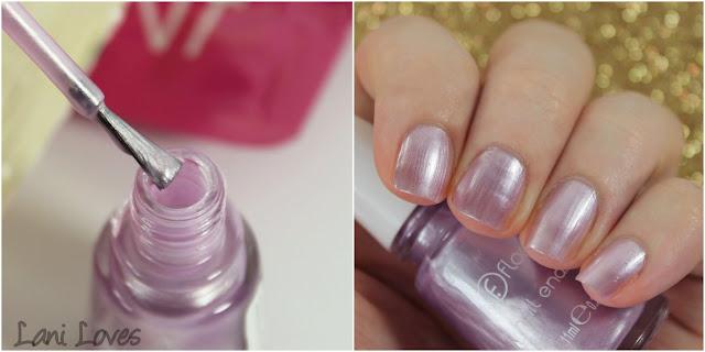 Flormar 118 nail polish swatch