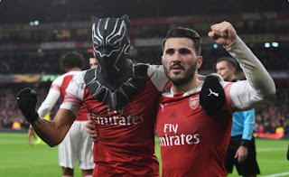 Arsenal vs Rennes 3-0 Video Gol  Highlights