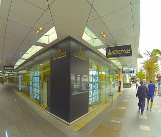 Crown Realty International Store Surfers Paradise