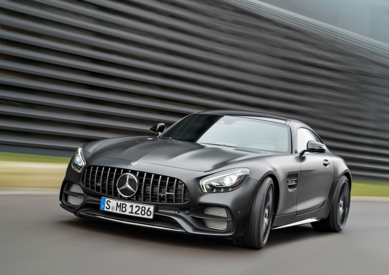 2018 2019 Mercedes Benz Amg Gt C Edition 50 Details Car Details
