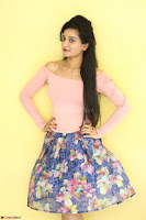 Janani Iyyer in Skirt ~  Exclusive 128.JPG