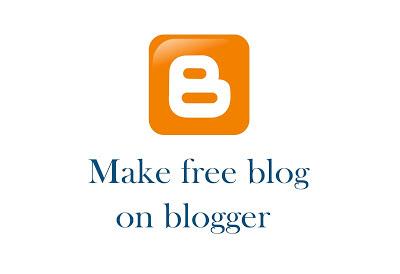 Make free blog
