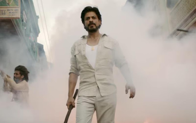 SRK, Raees, Hockey scene