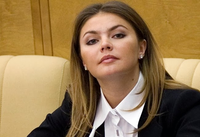 Alina Kabaeva will ignite the Olympic flame in Sochi