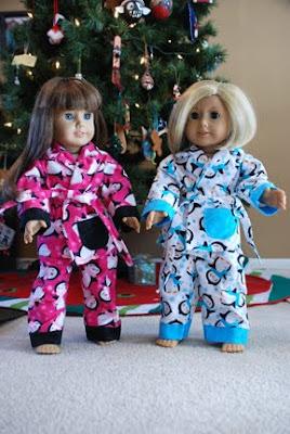 american girl doll pajama pattern free