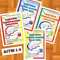 Anak Islam Terampil Menulis Huruf Latin (AITM)