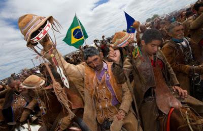 TRADIÇÃO: Festa do vaqueiro acontece desde 1970.